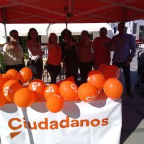 Paola de Santa Ana (Cs) aboga por potenciar el turismo rural como vía para el empleo y la generación de riqueza en Paterna
