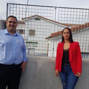Juan Luis Martín (Cs) lamenta que el proceso de escolarización iniciado por la Junta del PSOE perjudique a 16 familias de Punta Umbría