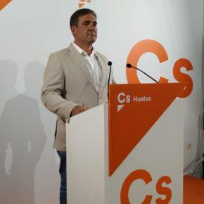 Santos (Cs) destaca que Cs ha duplicado los votos en la provincia respecto a las elecciones municipales de 2015
