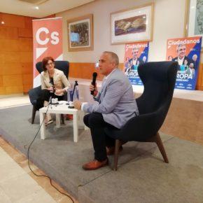 Pagazaurtundúa argumenta la presencia de Cs en el Parlamento Europeo para defender la reputación democrática de España