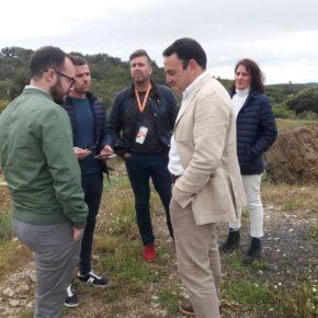 """Carlos Hermoso (Cs): """"Sánchez es un lastre para el despegue de Huelva"""""""