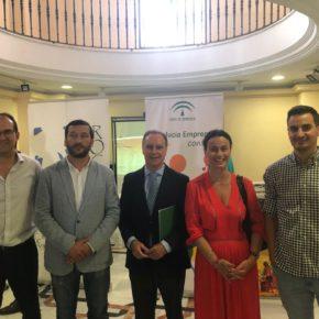Rubén Molina celebra que la Junta abra un CADE en Rociana