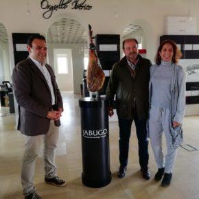 """Hermoso (Cs): """"Albert Rivera es el único presidente capaz de sacar a Huelva del abandono donde la tienen PP y PSOE"""""""