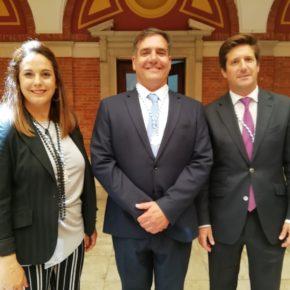 El grupo municipal de Cs en el Ayuntamiento de Huelva define su estructura