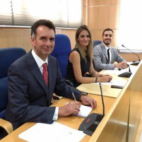 Los tres concejales de Cs renuncian a su sueldo en el Ayuntamiento de Aljaraque