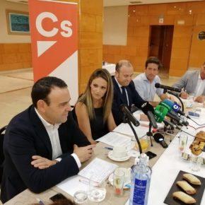 """Cs pide que """"dejen de meter miedo"""" con la Huelva-Cádiz porque el proyecto preserva Doñana y """"es una infraestructura que la provincia necesita"""""""
