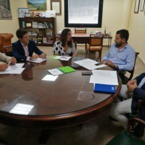 Ciudadanos incluirá en su Plan de Revitalización del Centro las demandas del comercio para impulsar el empleo y la riqueza