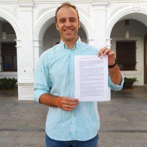 Cs Cartaya presenta una moción para exigir el pago de los 1.350 millones de la financiación autonómica