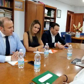 Díaz (Cs) propone una reunión con PP, PSOE y la Plataforma para recuperar la unidad de los agricultores del Condado