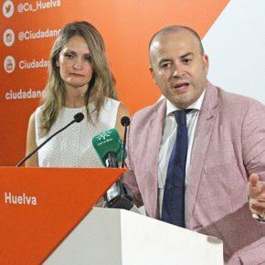 "Díaz (Cs): ""Susana Díaz y Pedro Sánchez deben cesar a Ignacio Caraballo como presidente de la Diputación"""