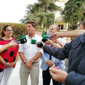 Cs anuncia la inminente licitación del proyecto de la reforma del IES La Rábida