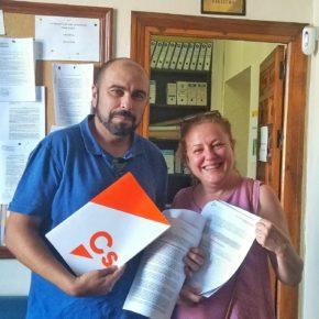 El pleno del Ayuntamiento de Santa Olalla respalda por unanimidad las dos mociones presentadas por Ciudadanos