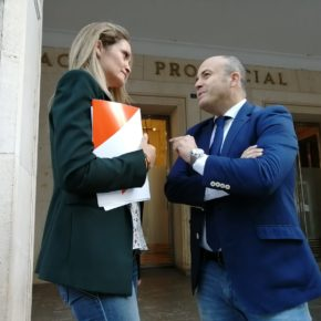 """Julio Díaz (Cs) a Susana Díaz: """"Coja el Código Ético de su partido, aplíquelo y cese a Caraballo"""""""