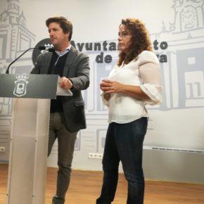 Ciudadanos pide al Ayuntamiento que informe sobre la peatonalización de las calles Palos y Fernando El Católico
