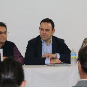 """Carlos Hermoso: """"Ciudadanos quiere romper las barreras generando un mundo de oportunidades"""""""