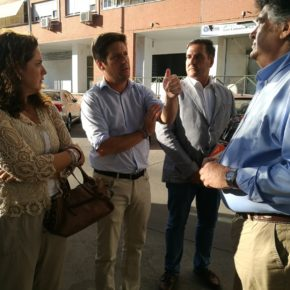 """García de Longoria: """"El alcalde intenta impedir que se debata la moción para arreglar el problema de Costa de la Luz"""""""