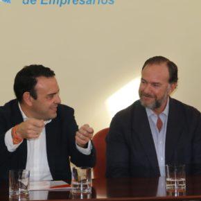 """Carlos Hermoso: """"Ciudadanos es la única garantía del despegue definitivo de Huelva"""""""
