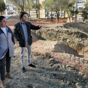 Ciudadanos denuncia la paralización de las obras de la Edusi en la plaza de los Templetes de La Orden