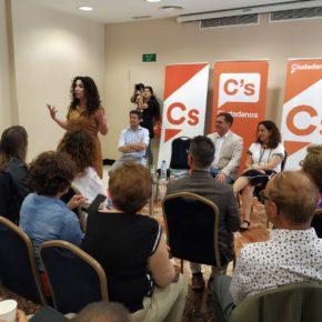 La consejera de Igualdad inaugura el 'Foro Ciudadano. Huelva habla' en el que se analizará la violencia de género