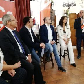 Rogelio Velasco respalda la candidatura de Carlos Hermoso al Congreso por Huelva