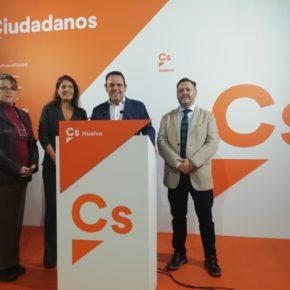 """Carlos Hermoso: """"Estamos ante una oportunidad histórica. Es la hora de Huelva"""""""