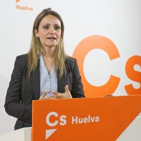"""María Ponce (Cs): """"No se pueden cerrar estaciones de tren por criterios partidistas"""""""