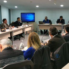 Ciudadanos ve necesario conseguir financiación de la UE para concluir el estudio de las balsas de fosfoyesos