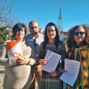 Ciudadanos rechaza la venta de una nave municipal en Santa Olalla del Cala y propone que se ponga a disposición de emprendedores locales