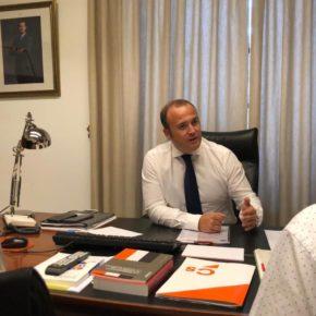 """Díaz: """"El chantaje del Gobierno de Sánchez a Andalucía es lesivo para Huelva y para los menores extranjeros no acompañados"""""""
