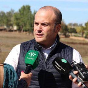 """Díaz: """"El patrimonio natural y forestal de Huelva se fortalecerá con la 'Revolución verde' del Gobierno del cambio"""""""