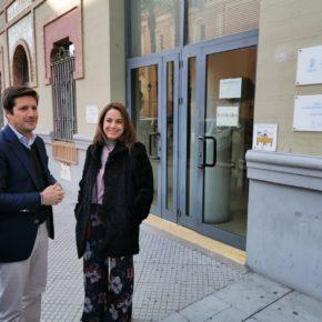 Ciudadanos reclama al alcalde que exija al Gobierno de Pedro Sánchez el pago del 50% de la Dependencia