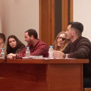 El Ayuntamiento de Rociana creará una Comisión Especial de Transparencia propuesta por Ciudadanos
