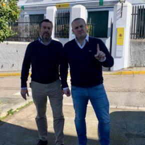 """Julio Díaz: """"Pedro Sánchez debe rectificar y dejar abierta la oficina del SEPE de Cortegana"""""""