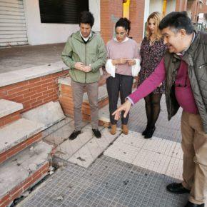 Cs preguntará en el pleno por los incumplimientos del alcalde de Huelva con los vecinos de Costa de la Luz