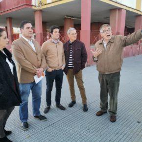 Ciudadanos presentará en el pleno una moción para actuaciones de urgencia en la barriada de Nuevo Parque