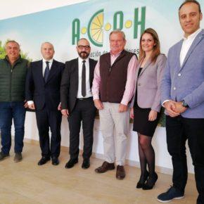 """Jordi Cañas: """"Ciudadanos quiere proteger a nuestros agricultores de una competencia desleal"""""""