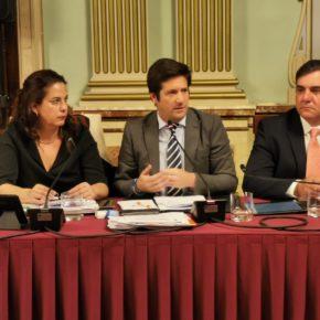 Ciudadanos exige que se incluyan 20 obras fundamentales en los próximos presupuestos municipales de la capital