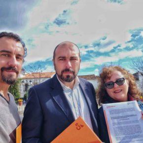 Cs presenta una propuesta para la creación de un Plan Integral de Regulación y Promoción del Turismo en Santa Olalla del Cala