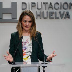 """María Ponce: """"Puede que Ábalos haya estado en Huelva, pero las inversiones de su Ministerio ni han pisado ni pisarán suelo onubense"""""""
