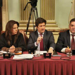 Ciudadanos rechaza el presupuesto municipal por carecer de inversión directa en el 70% de los barrios de la ciudad