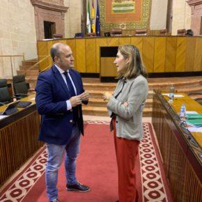 """Díaz: """"Ciudadanos está impulsando, desde el Gobierno andaluz, políticas de avance en la igualdad real entre mujeres y hombres"""""""