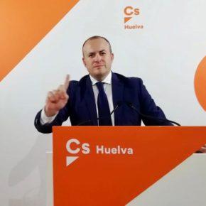"""Cs alerta de que """"el arrebato de 430 millones a Andalucía deja en el aire la formación de 2.235 parados en Huelva"""""""