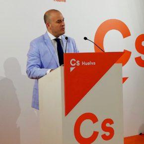 """Díaz: """"El sello Andalucía Segura para el comercio, que promueve Ciudadanos desde la Junta, contribuirá a reactivar las compras"""""""