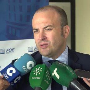 """Díaz: """"La simplificación normativa promovida por Ciudadanos va a ser determinante para relanzar la economía onubense tras el estado de alarma"""""""