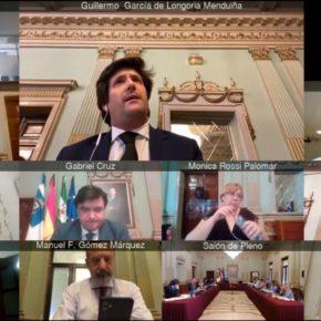 Cs lamenta que Cruz rechace el Pacto 'Huelva Unida' para dar participación a colectivos y afrontar juntos la crisis del Covid-19