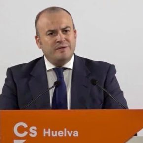 """Díaz: """"Para Ciudadanos es una prioridad atender las necesidades básicas de todos los onubenses"""""""