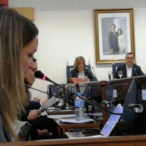 """María Ponce: """"Es hora de que la Diputación Provincial retome los plenos y rinda cuentas ante los onubenses"""""""