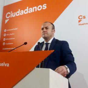 """Cs valora que la """"rápida respuesta"""" de la Junta """"fortalece el comercio seguro en Huelva"""""""
