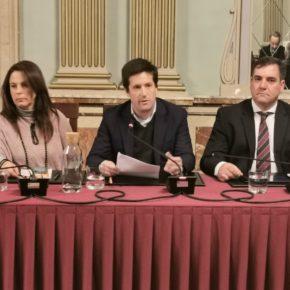 Ciudadanos pide al Gobierno que destine fondos para la capital ante la falta de reivindicación del alcalde a Pedro Sánchez