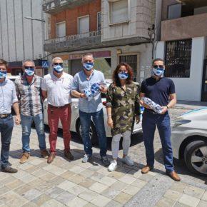 Cs reclama al alcalde que amplíe las ayudas al sector del taxi de Huelva, que ha sido excluido de las medidas del Ayuntamiento